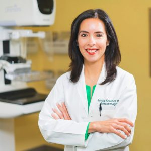 Dr.Nicole Kelleher smiling for a headshot