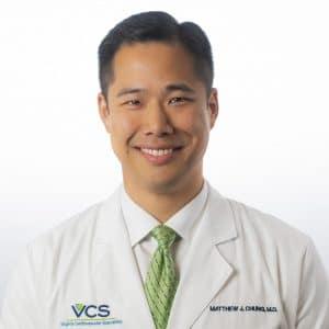 Dr.Matthew J. Chung, M.D. smiling for a headshot